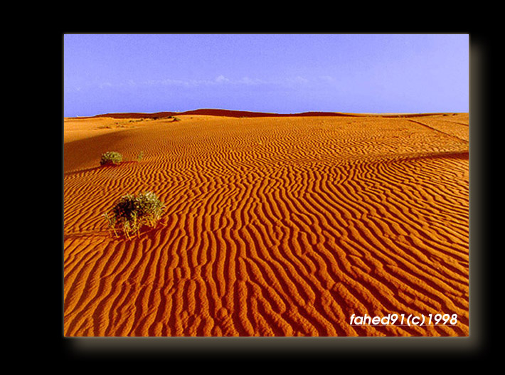 Alnufoud desert...