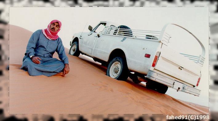 Bomansoor & his '72 pickup!